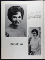 Page 10, 1966 Edition, North Central University - Archive Yearbook (Minneapolis, MN) online yearbook collection