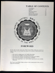 Page 11, 1966 Edition, North Central University - Archive Yearbook (Minneapolis, MN) online yearbook collection