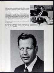 Page 9, 1966 Edition, North Central University - Archive Yearbook (Minneapolis, MN) online yearbook collection