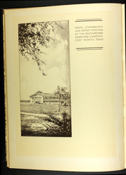Page 12, 1932 Edition, Texas A and M University - El Rancho Yearbook (Kingsville, TX) online yearbook collection
