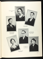 Page 37, 1932 Edition, Texas A and M University - El Rancho Yearbook (Kingsville, TX) online yearbook collection