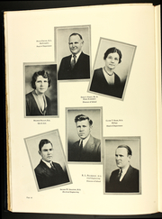 Page 38, 1932 Edition, Texas A and M University - El Rancho Yearbook (Kingsville, TX) online yearbook collection