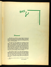 Page 13, 1949 Edition, Texas A and M University - El Rancho Yearbook (Kingsville, TX) online yearbook collection