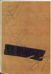 1957 Edition, Texas A and M University - El Rancho Yearbook (Kingsville, TX)