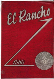 1960 Edition, Texas A and M University - El Rancho Yearbook (Kingsville, TX)