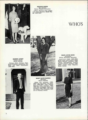 Page 12, 1964 Edition, Texas A and M University - El Rancho Yearbook (Kingsville, TX) online yearbook collection