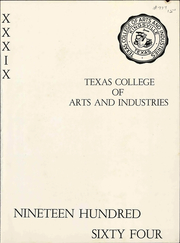 Page 7, 1964 Edition, Texas A and M University - El Rancho Yearbook (Kingsville, TX) online yearbook collection