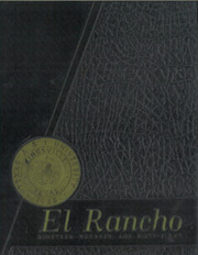 1968 Edition, Texas A and M University - El Rancho Yearbook (Kingsville, TX)