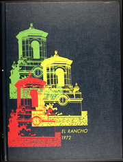 1972 Edition, Texas A and M University - El Rancho Yearbook (Kingsville, TX)