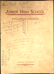Eveleth Junior High School - Yearbook (Eveleth, MN) online yearbook collection, 1951 Edition, Page 1