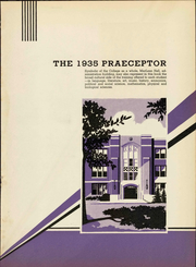 Page 11, 1935 Edition, Minnesota State University Moorhead - Praeceptor Yearbook (Moorhead, MN) online yearbook collection