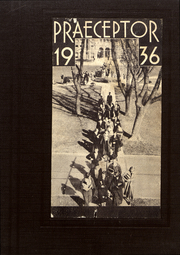 Page 1, 1936 Edition, Minnesota State University Moorhead - Praeceptor Yearbook (Moorhead, MN) online yearbook collection