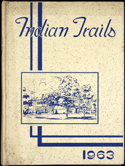 1963 Edition, Wadena High School - Indian Trails Yearbook (Wadena, MN)