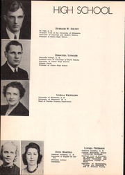 Page 14, 1942 Edition, Warren High School - Wahisean Yearbook (Warren, MN) online yearbook collection