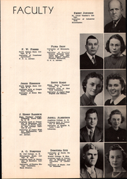 Page 15, 1942 Edition, Warren High School - Wahisean Yearbook (Warren, MN) online yearbook collection