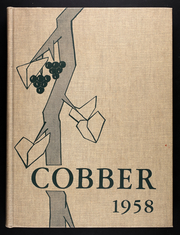 1958 Edition, Concordia College - Cobber Yearbook (Moorhead, MN)