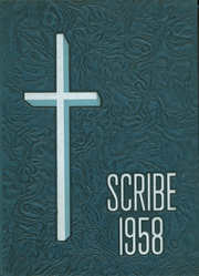 1958 Edition, Concordia High School - Scribe Yearbook (St Paul, MN)