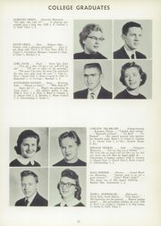 Page 15, 1958 Edition, Concordia High School - Scribe Yearbook (St Paul, MN) online yearbook collection