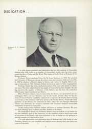 Page 7, 1958 Edition, Concordia High School - Scribe Yearbook (St Paul, MN) online yearbook collection
