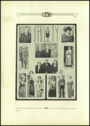 Page 18, 1924 Edition, Denfield High School - Oracle Yearbook (Duluth, MN) online yearbook collection