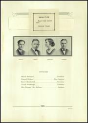 Page 21, 1924 Edition, Denfield High School - Oracle Yearbook (Duluth, MN) online yearbook collection