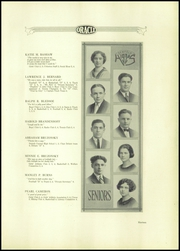 Page 23, 1924 Edition, Denfield High School - Oracle Yearbook (Duluth, MN) online yearbook collection