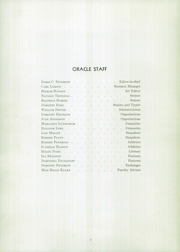 Page 6, 1937 Edition, Denfield High School - Oracle Yearbook (Duluth, MN) online yearbook collection