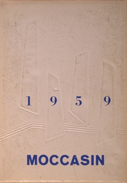 1959 Edition, Howard Lake High School - Moccasin Yearbook (Howard Lake, MN)