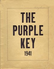 1941 Edition, Mabel High School - Purple Key Yearbook (Mabel, MN)
