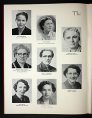 Page 10, 1954 Edition, Methodist Kahler School of Nursing - Link Yearbook (Rochester, MN) online yearbook collection