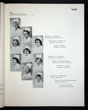 Page 13, 1954 Edition, Methodist Kahler School of Nursing - Link Yearbook (Rochester, MN) online yearbook collection