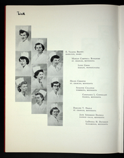 Page 14, 1954 Edition, Methodist Kahler School of Nursing - Link Yearbook (Rochester, MN) online yearbook collection