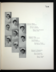 Page 15, 1954 Edition, Methodist Kahler School of Nursing - Link Yearbook (Rochester, MN) online yearbook collection
