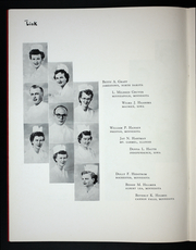 Page 16, 1954 Edition, Methodist Kahler School of Nursing - Link Yearbook (Rochester, MN) online yearbook collection