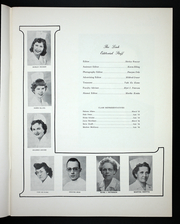 Page 5, 1954 Edition, Methodist Kahler School of Nursing - Link Yearbook (Rochester, MN) online yearbook collection
