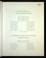 Page 7, 1954 Edition, Methodist Kahler School of Nursing - Link Yearbook (Rochester, MN) online yearbook collection