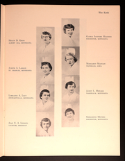 Page 19, 1955 Edition, Methodist Kahler School of Nursing - Link Yearbook (Rochester, MN) online yearbook collection