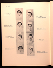 Page 24, 1955 Edition, Methodist Kahler School of Nursing - Link Yearbook (Rochester, MN) online yearbook collection