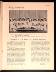 Methodist Kahler School of Nursing - Link Yearbook (Rochester, MN) online yearbook collection, 1955 Edition, Page 37