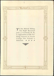Page 11, 1924 Edition, Loyola University of Los Angeles - Lair Yearbook (Los Angeles, CA) online yearbook collection