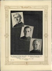 Page 16, 1924 Edition, Loyola University of Los Angeles - Lair Yearbook (Los Angeles, CA) online yearbook collection