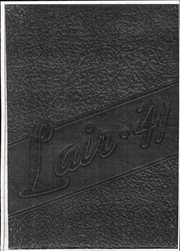 1941 Edition, Loyola University of Los Angeles - Lair Yearbook (Los Angeles, CA)