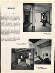 Page 17, 1941 Edition, Loyola University of Los Angeles - Lair Yearbook (Los Angeles, CA) online yearbook collection