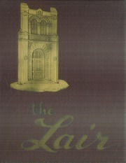 1950 Edition, Loyola University of Los Angeles - Lair Yearbook (Los Angeles, CA)