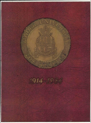 1964 Edition, Loyola University of Los Angeles - Lair Yearbook (Los Angeles, CA)