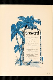 Page 8, 1926 Edition, Florida Southern College - Interlachen Yearbook (Lakeland, FL) online yearbook collection