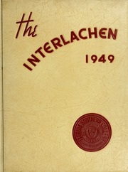Page 1, 1949 Edition, Florida Southern College - Interlachen Yearbook (Lakeland, FL) online yearbook collection