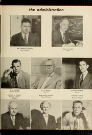 Page 13, 1951 Edition, Florida Southern College - Interlachen Yearbook (Lakeland, FL) online yearbook collection