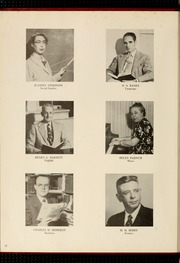 Page 16, 1951 Edition, Florida Southern College - Interlachen Yearbook (Lakeland, FL) online yearbook collection