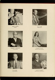 Page 17, 1951 Edition, Florida Southern College - Interlachen Yearbook (Lakeland, FL) online yearbook collection
